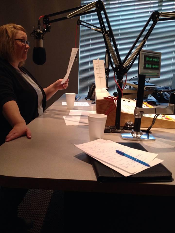 My Day at JOY FM – Ashleigh Brandmeyer